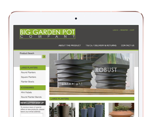 Big Garden Pot Company